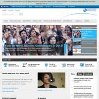 IB公式ウェブサイト