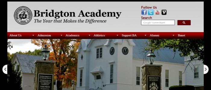 Bridgton Academy