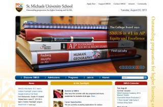 St. Michael University School