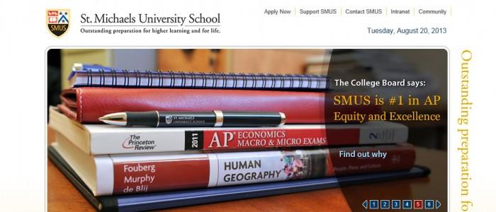 St. Michael University School