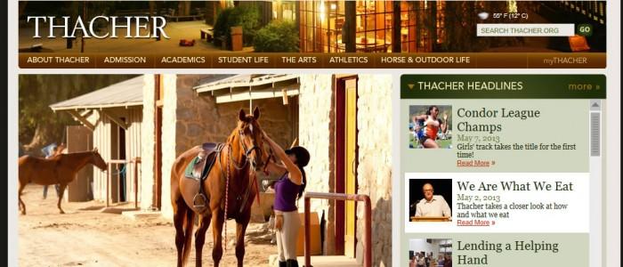 Thacher School