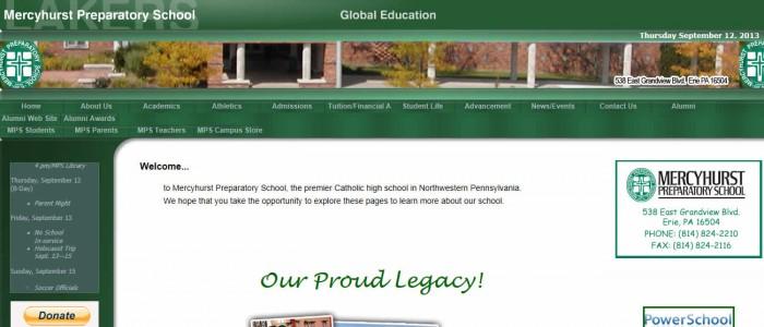 Mercyhurst Preparatory School