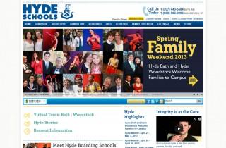 The Hyde School