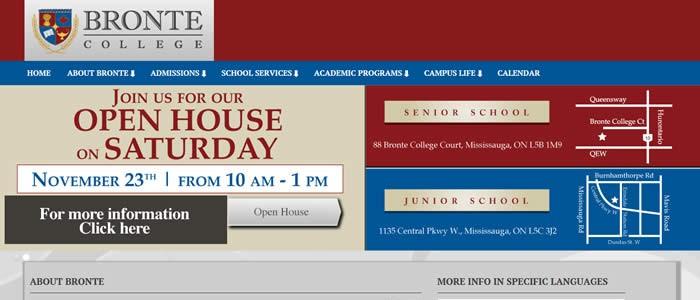 Bronte College of Canada