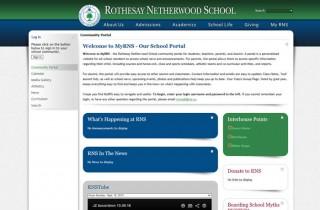 Rotheasy Netherwood School