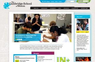 The Cambridge School of Weston