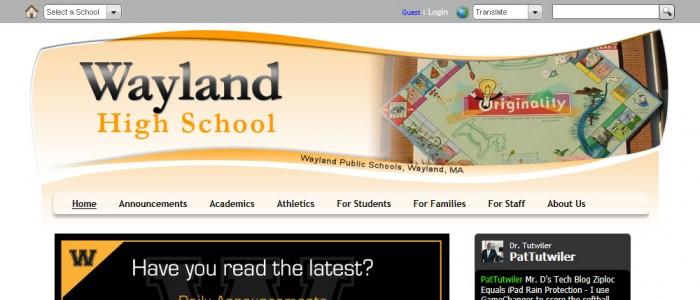 Wayland School