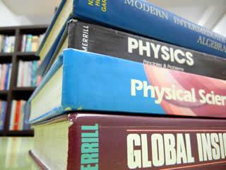 ぶ厚い教科書