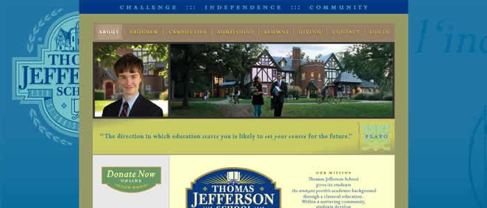 Thomas Jefferson School