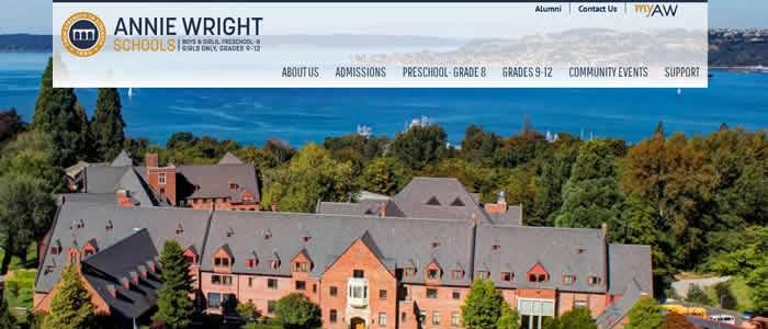Annie Wright School